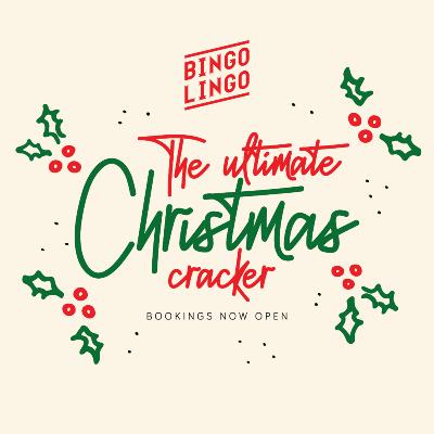 Christmas Party 2019 Clipart.Bingo Lingo The Ultimate Christmas Cracker Tickets Depot