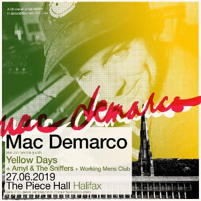 Mac Demarco, Live at The Piece Hall
