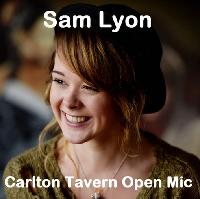 Open Mic - Hosted by Sam Lyon