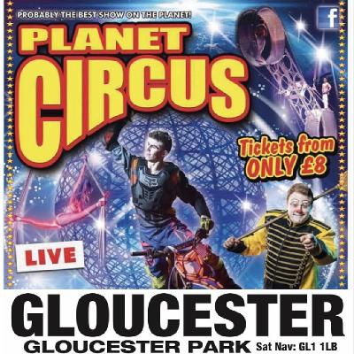 Planet Circus -The Wow Factor, coming to Gloucester, just ?7.99!