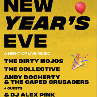 Collective New Years Eve party At