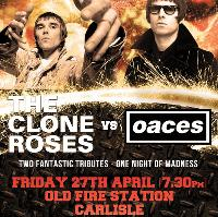 The Clone Roses vs Oaces The Battle Of  Manchester