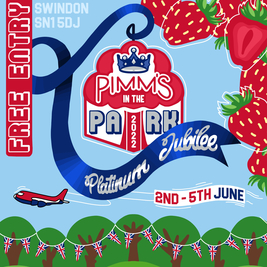 Pimms In The Park