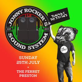 The Ferret Sunday Sessions: Jonny Rocker