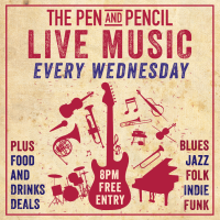 Live Music Wednesday's