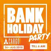 summer bank holiday party