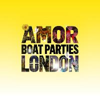 Amor London Sunset Cruise Boat party and after-party at EGG