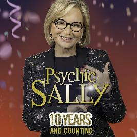 Psychic Sally - 10 Years and Counting Tickets | Elgin Town Hall Elgin  | Wed 21st October 2020 Lineup