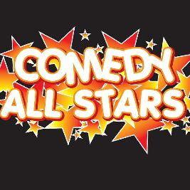 Comedy All Stars On The Pier