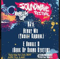Bruk Up & Soundwave Festival Present Henry Wu