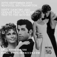 Dirty Dancing and Grease Tribute Night - Trip to the Movies