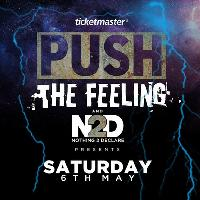 Push the Feeling & N2D Present Steve Lucas LIVE PA
