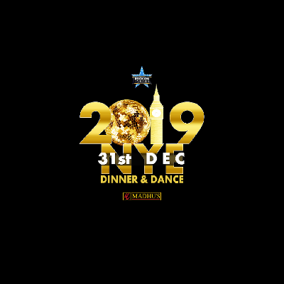 NYE19 - Bollywood New Year's Eve Dinner & Dance at Hotel Sofitel