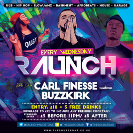 Raunch Wednesdays