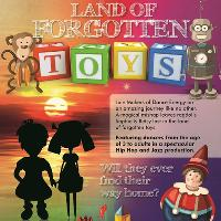 Makers of Dance Energy presents.. Land of Forgotten Toys