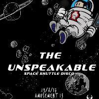 The Unspeakable Space Shuttle Disco