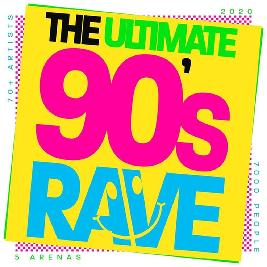 Reviews: The Ultimate 90s Rave | Royal Highland Centre Edinburgh  | Sat 24th October 2020