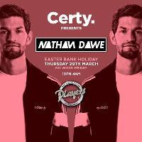 Certy presents Nathan Dawe