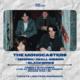 The Monocasters+ Zen Den + Niall Gibson + Blackbirds Event Title Pic