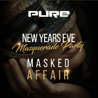 New Years Eve - Masked Affair - Masquerade Party