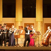 LONDON CONCERTANTE - Bach Violin Concertos by Candlelight