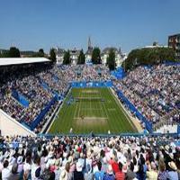 Nature Valley International tennis tournament