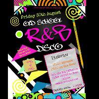 Old School R & B Disco