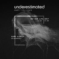 underestimated - techno & house