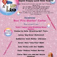Super Happy Land New year
