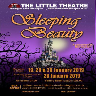 Sleeping Beauty -  a Pantomime by Ben Crocker