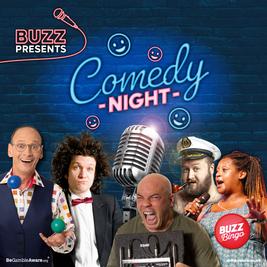 Buzz Presents... Comedy Night (Coatbridge)