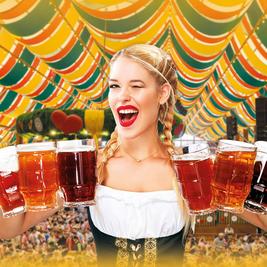 Oktoberfest comes to Leamington Spa!