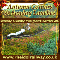 Autumn Colours & Sunday Lunches