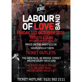 Labour of Love UB40 tribute