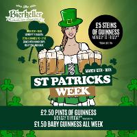 St. Patricks Week Party