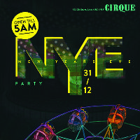 new years eve party at cirque