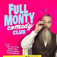Full Monty Comedy club
