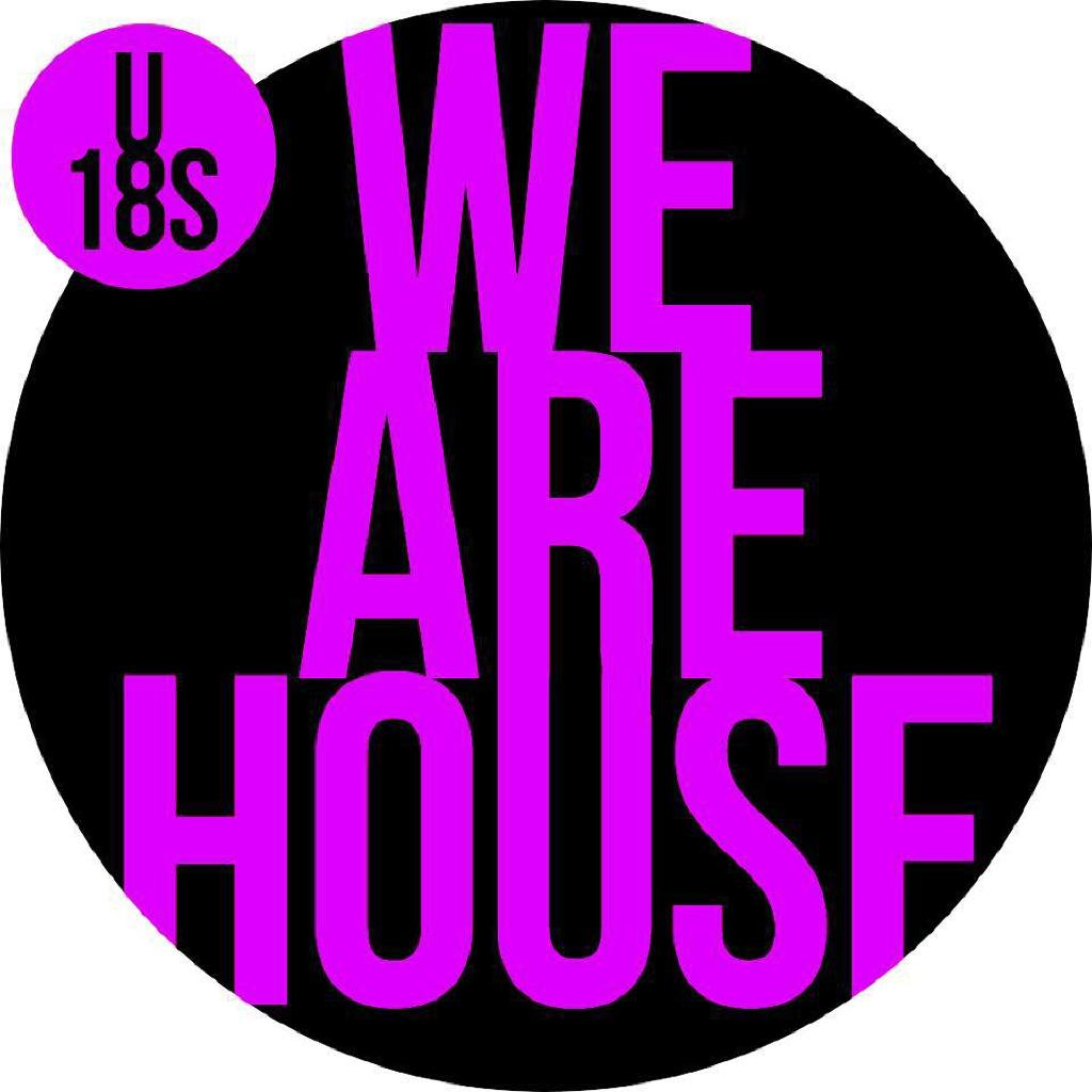 WE ARE HOUSE U18's Preston - Halloween UV Face Paint Party!