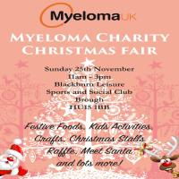 Christmas Fair (myeloma charity)
