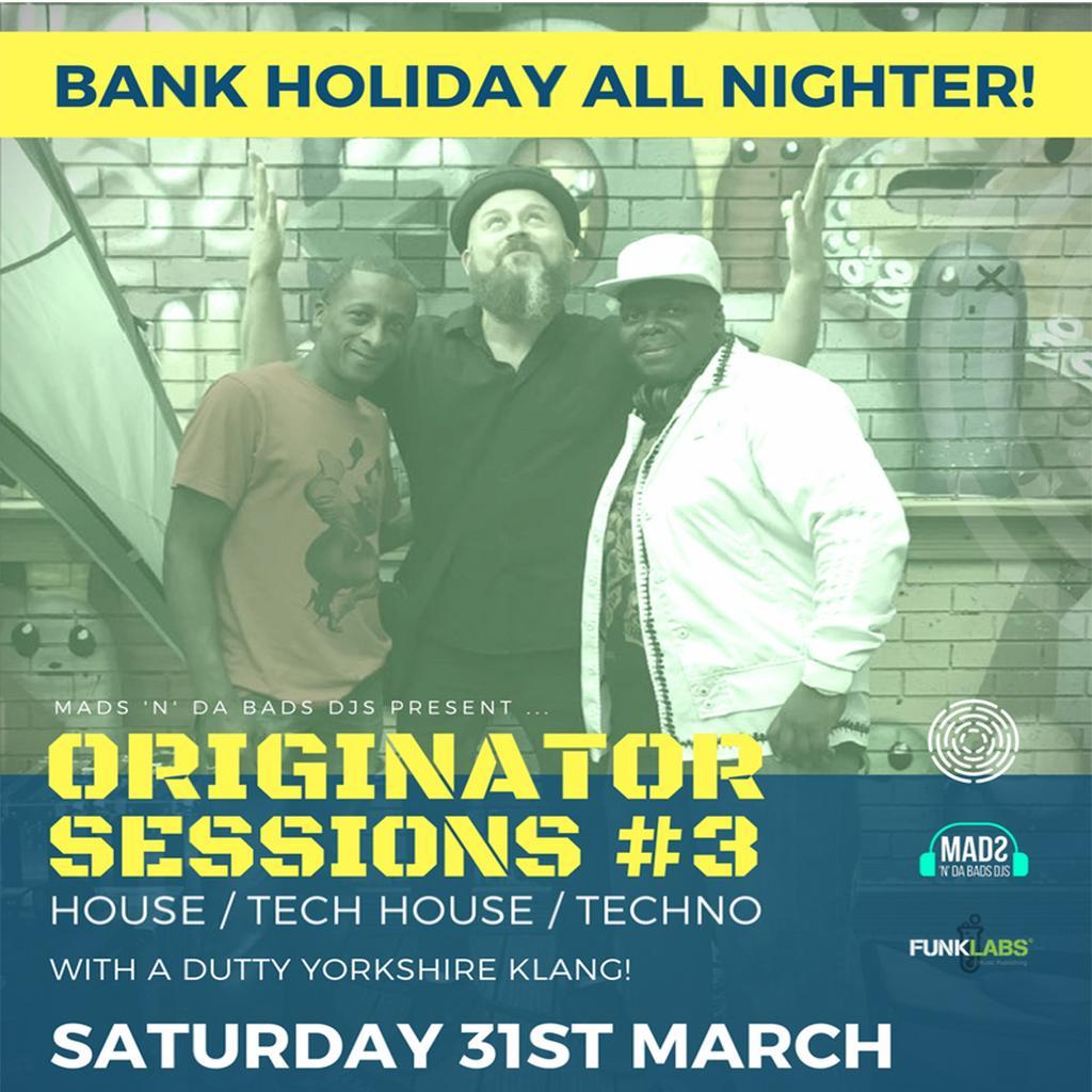 Originator Sessions #3