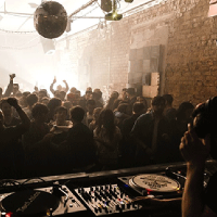 Buyers Club NYE - Archive x Cherry Mango -Upstairs Closing Party