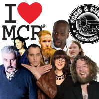 Manchester: A City United Comedy Night