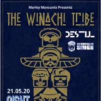 The Winachi Tribe with special guests De Stijl
