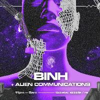 AC #2: Binh + Alien Communications