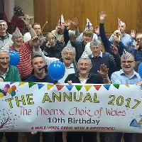 the phoenix choir of wales