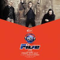 Pop Project Presents:Five Live