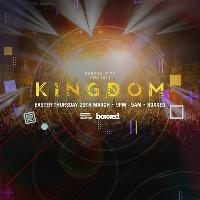 gorgon city presents kingdom : birmingham