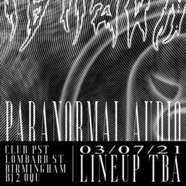 Paranormal Audio Lauch Event