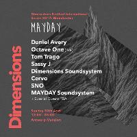 MAYDAY x Dimensions
