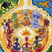Meditation and spiritual conversations